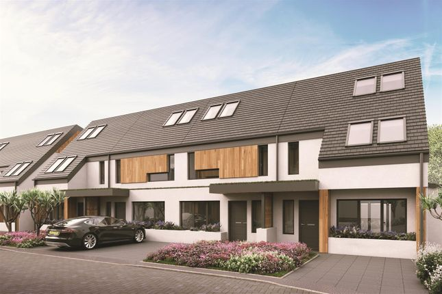 Thumbnail End terrace house for sale in Hilgrove Mews, Hilgrove Road, Newquay