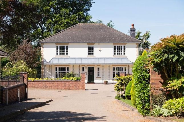 Thumbnail Detached house for sale in 2 The Paddock, South Parade, Ledbury, Herefordshire