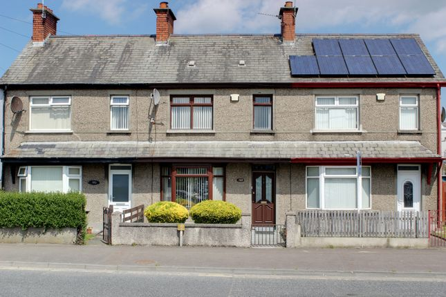 Thumbnail Terraced house for sale in Church Street, Newtownards
