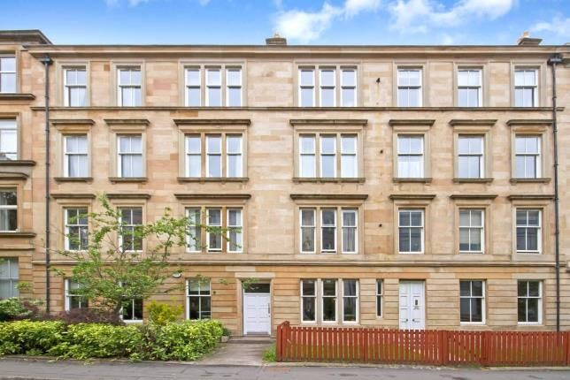 Elevation of Hill Street, Garnethill, Glasgow, Lanarkshire G3