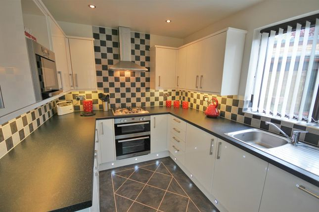 Thumbnail Semi-detached house for sale in Cotswold Crescent, Milnrow, Rochdale