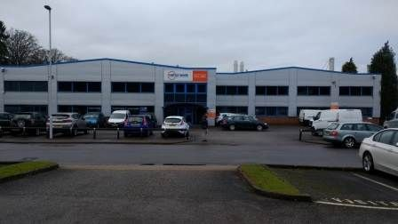 Thumbnail Warehouse to let in Unit 12/13, The Birches Industrial Estate, East Grinstead, West Sussex