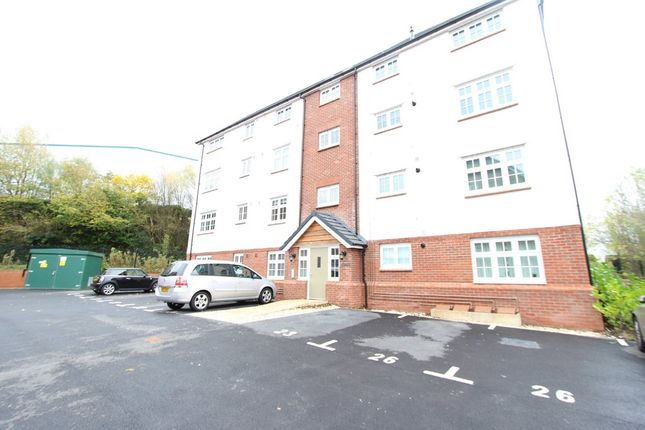 Thumbnail Flat for sale in Wensleydale, Wilnecote