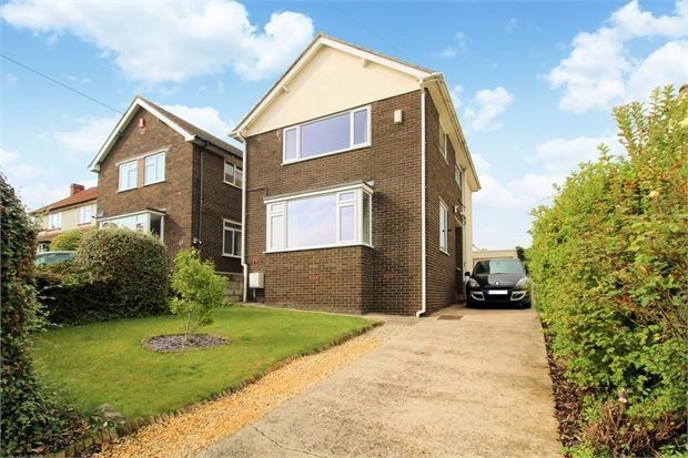 Thumbnail Detached house for sale in Westbrook Road, Milton, Weston-Super-Mare, North Somerset.
