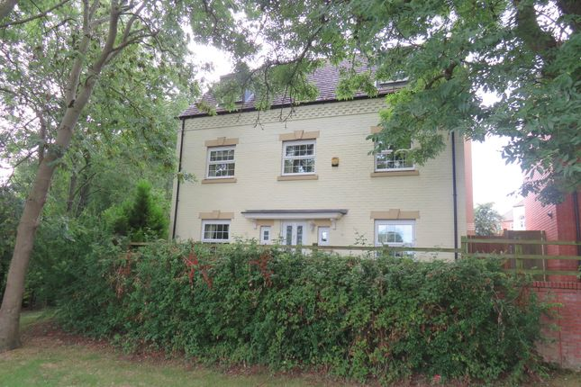 Thumbnail Detached house for sale in Corelli Close, Stratford-Upon-Avon