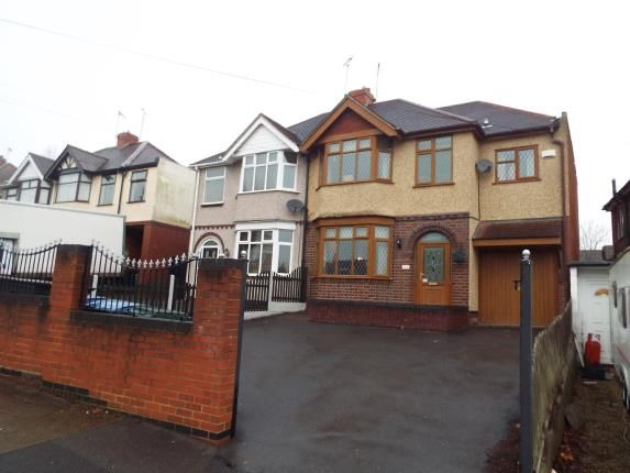 Thumbnail Semi-detached house for sale in Tile Hill Lane, Coventry, West Midlands