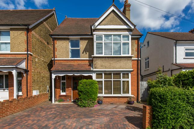Thumbnail Semi-detached house for sale in St Georges Road, Wallington