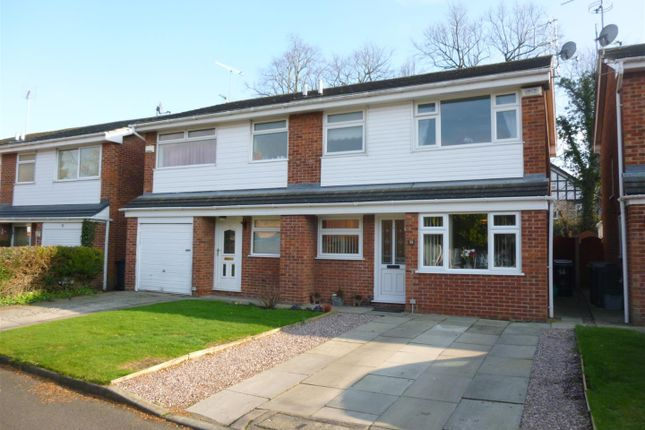 2 bed semi-detached house for sale in Priory Close, Abbots Park, Chester