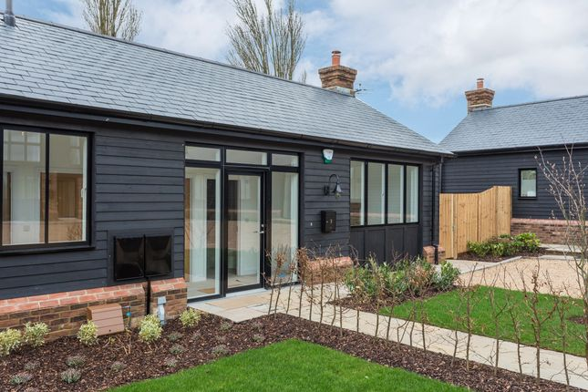Thumbnail Semi-detached bungalow for sale in Plaxdale Green Road, Stansted