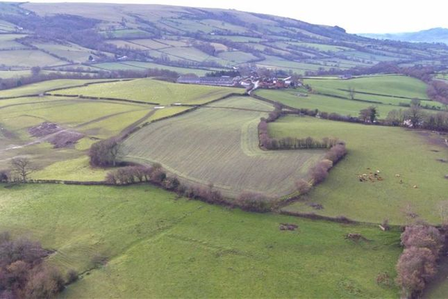 Thumbnail Land for sale in Fair View, Middletown, Welshpool