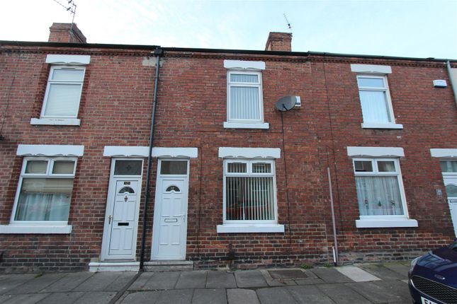 2 bed terraced house to rent in Harcourt Street, Darlington DL3