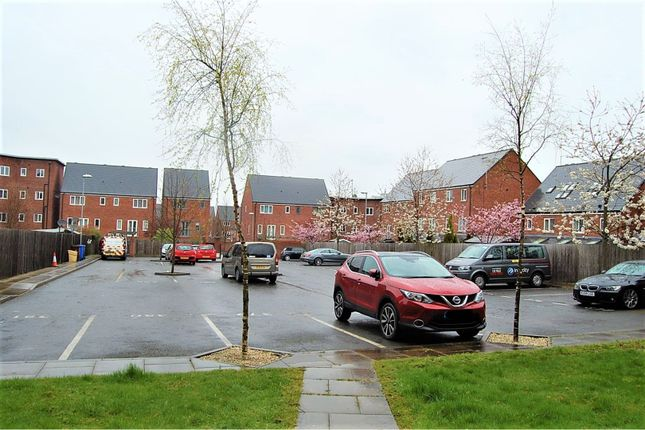 Parking of Greenhead Street, Burslem, Stoke-On-Trent ST6