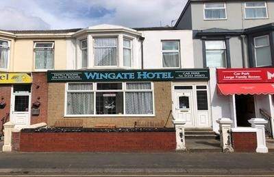 Thumbnail Hotel/guest house for sale in Wingate Hotel, 8 Dean Street, Blackpool, Lancashire
