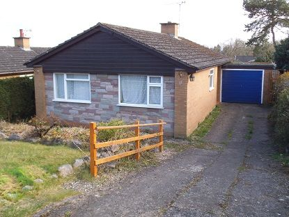 Thumbnail Bungalow to rent in Pant, Oswestry