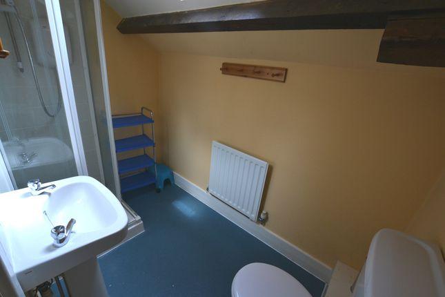 Top Floor Shower Room
