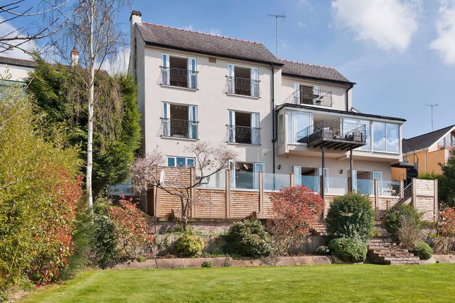 Thumbnail Detached house for sale in Dee Banks, Great Boughton, Chester