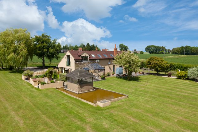 Thumbnail Detached house for sale in Bush Road, Little Sampford, Saffron Walden