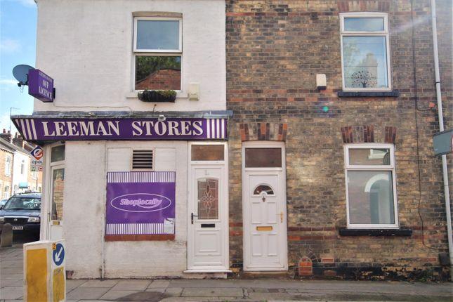 Thumbnail Flat for sale in Salisbury Terrace, York