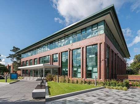 Thumbnail Office to let in Ground Floor, Adamson House, Towers Business Park, Wilsmlow Rd, Didsbury, - Serviced Offices