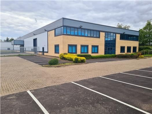 Thumbnail Light industrial for sale in Unit D Swift Point, Swift Valley, Rugby
