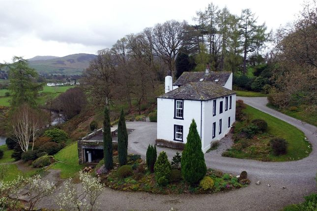 Thumbnail Detached house for sale in Woodlands, Rogerscale, Cockermouth, Cumbria