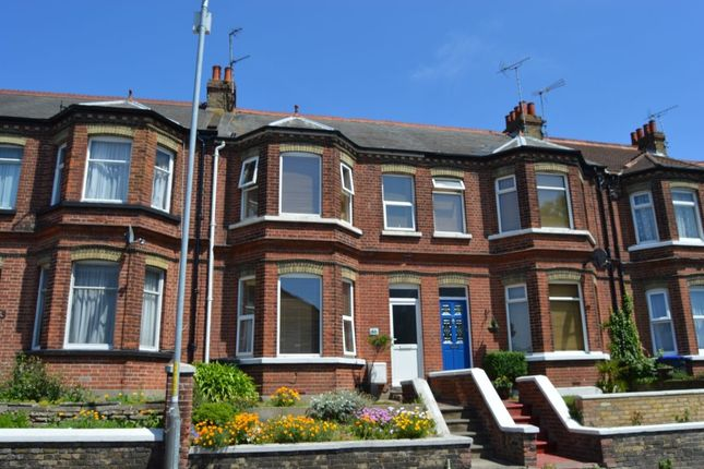 Thumbnail Terraced house for sale in Upper Dane Road, Margate