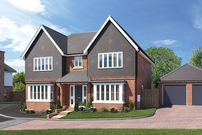 "Thumbnail Property for sale in ""The Marlow"" at Cypress Road, Rugby"