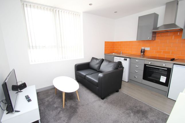 Studio for sale in 16-22 Anlaby Road, Hull HU1