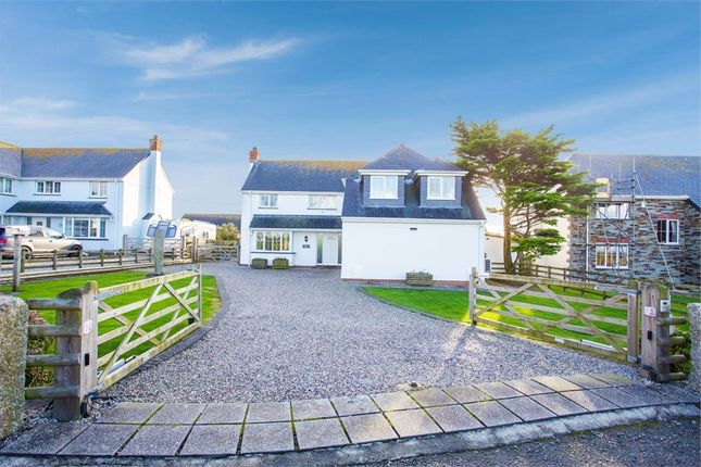 Thumbnail Detached house for sale in Gavercoombe Park, Tintagel, Cornwall