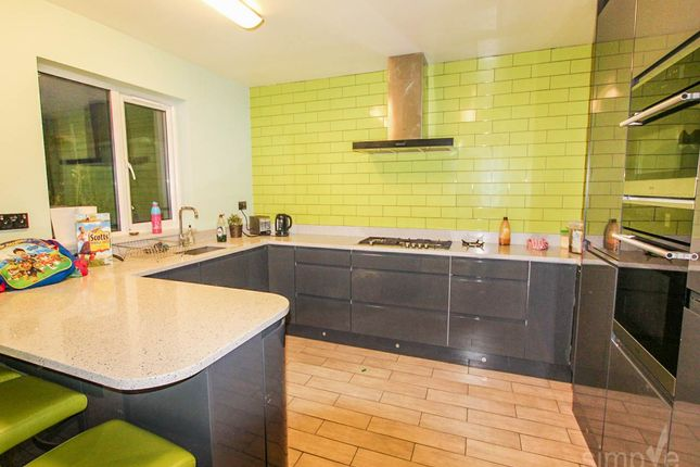 Thumbnail Property to rent in Cranford Drive, Hayes, Middlesex