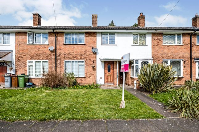 3 bed terraced house for sale in Caldwell Grove, Solihull B91