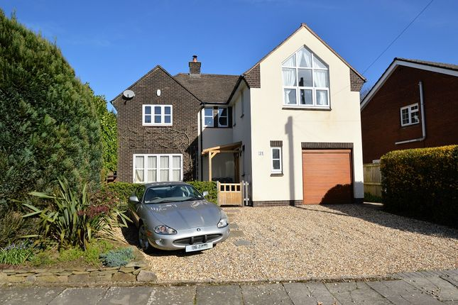 Thumbnail Detached house for sale in South Rise, Llanishen