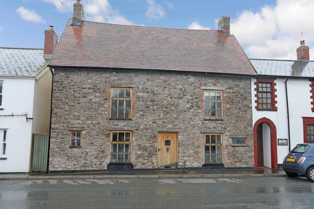 Thumbnail Semi-detached house for sale in Mill Street, Newport