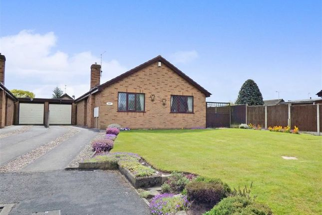 Thumbnail Detached bungalow for sale in Mere Road, Weston, Crewe