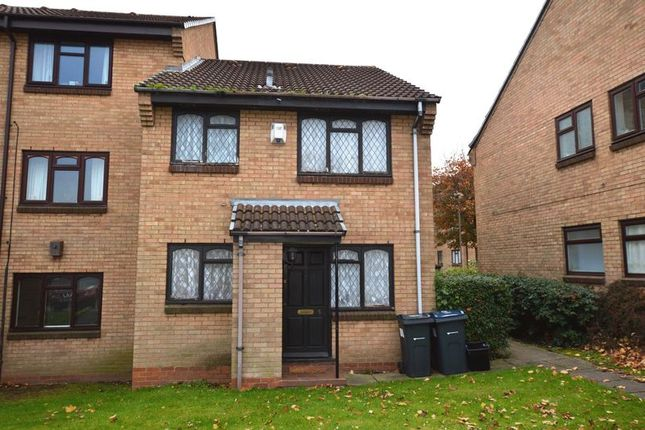 Thumbnail Semi-detached house for sale in Osbourne Close, Aston, Birmingham