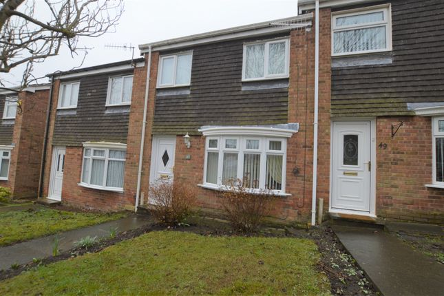 Thumbnail Terraced house to rent in Calder Walk, Sunniside, Newcastle Upon Tyne