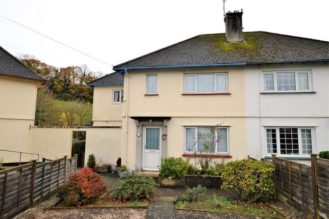 3 bed semi-detached house for sale in Westabrook, Ashburton, Newton Abbot, Devon