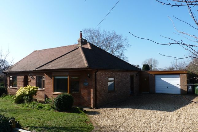 Thumbnail Bungalow for sale in Little Heath, Gamlingay