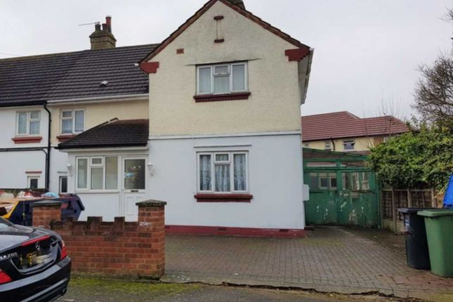 Thumbnail Terraced house for sale in Christchurh Avenue, Wembley Park
