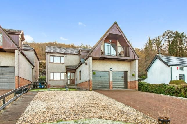 Thumbnail Detached house for sale in Marypark Road, Langbank, Port Glasgow
