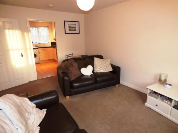 Lounge Image Two of Pike Close, Hayfield, High Peak, Derbyshire SK22