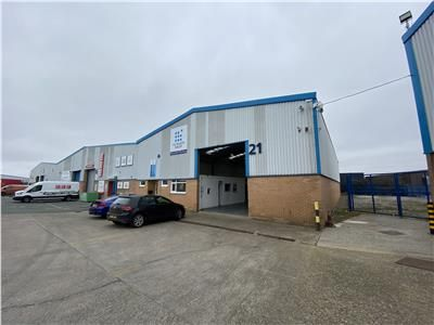 Thumbnail Industrial to let in Unit 21, Junction 8 Business Park, Ellesmere Port, Cheshire