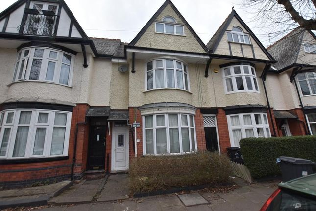 Thumbnail Terraced house to rent in Sweetbriar Road, Leicester, Leicestershire