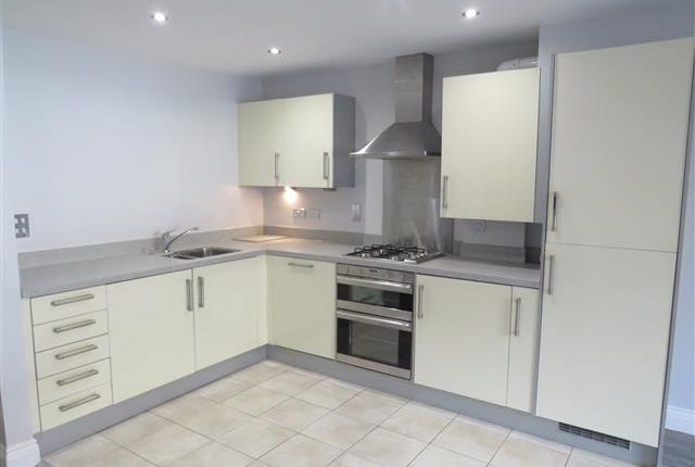 Thumbnail Flat to rent in Wolverton Park Road, Wolverton, Milton Keynes