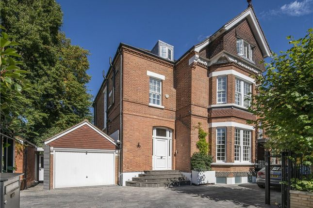Thumbnail Detached house for sale in Canfield Gardens, West Hampstead, London