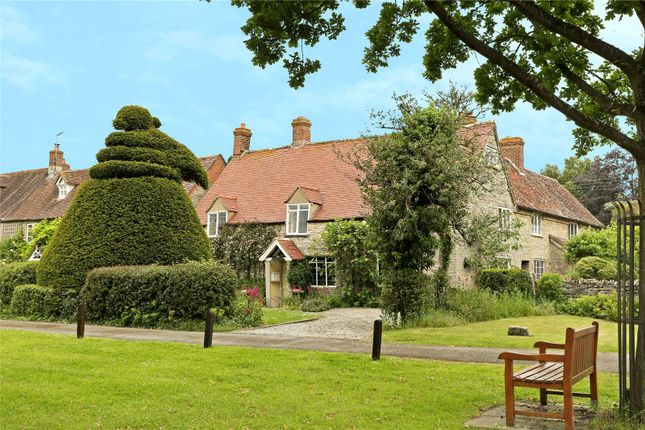 Thumbnail Detached house for sale in The Green, Cleeve Prior, Evesham, Worcestershire