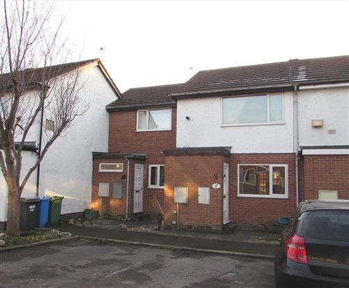Thumbnail Property for sale in Canterbury Close, Preston