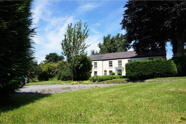Thumbnail Detached house for sale in Llansadwrn, Llanwrda