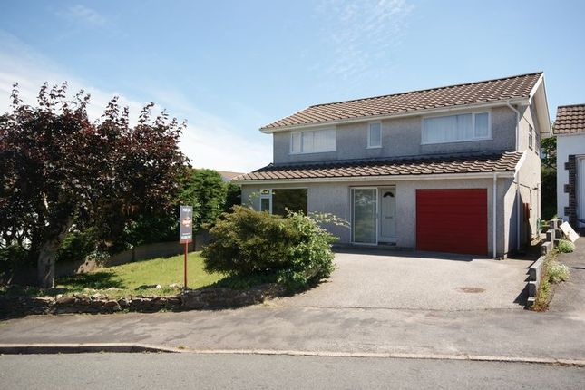 Thumbnail Detached house for sale in Homefield Park, Bodmin
