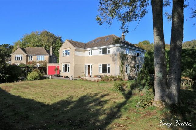 Thumbnail 6 bedroom detached house for sale in Shaft Road, Combe Down, Bath